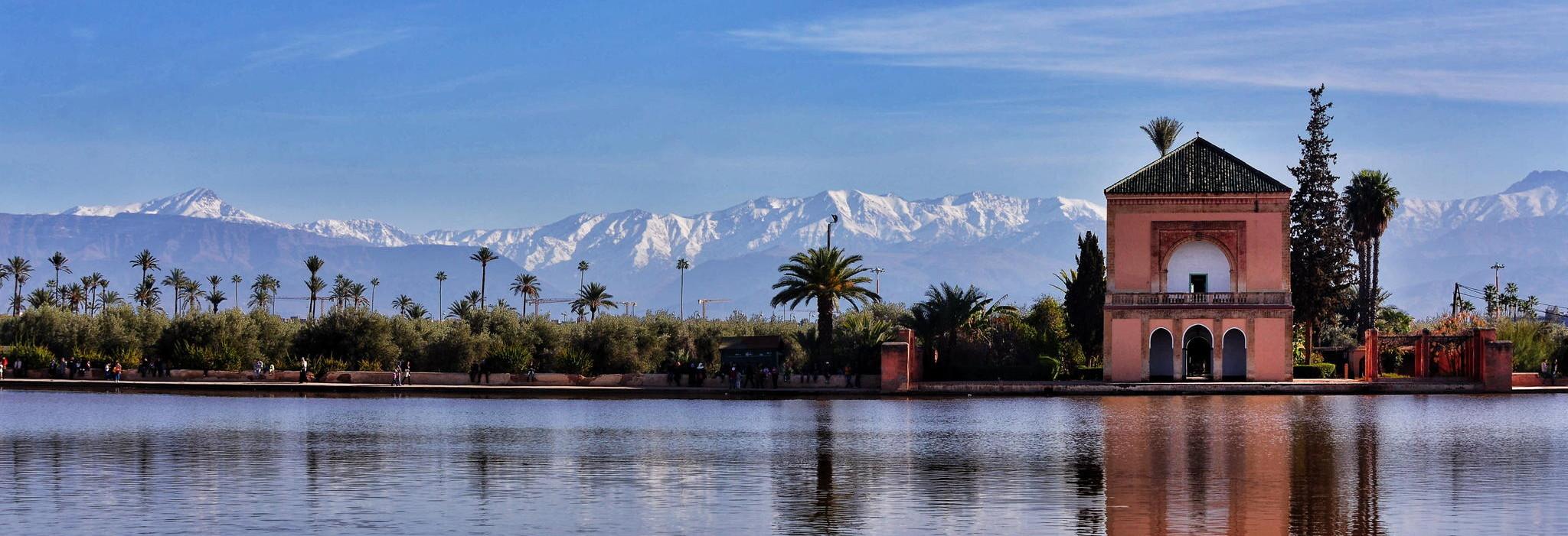 Header Image - Découverte Marrakech au volant d'une voiture